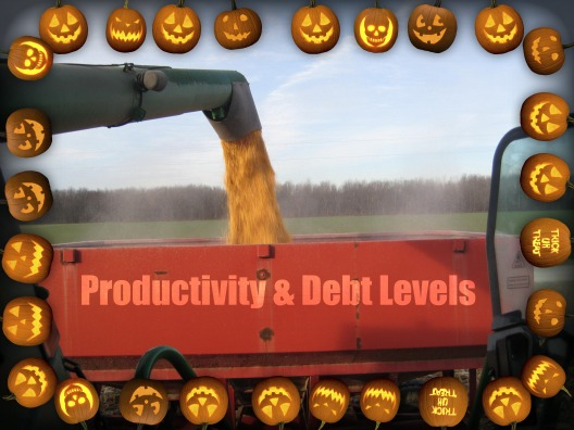 Productivty Debt Levels