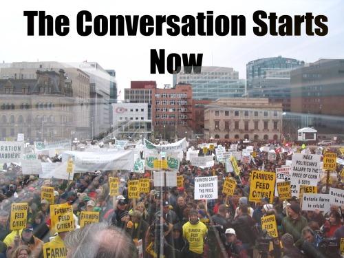 Conversation Starts