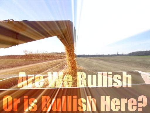 USDA Bullish