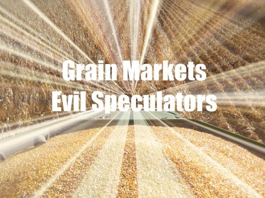 Evil Speculators 500