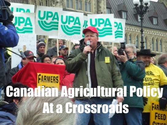 Can Ag Policy Crossroads