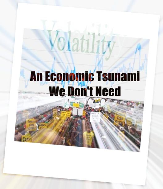 Volatility Tsunami