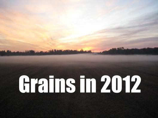 Grains 2012