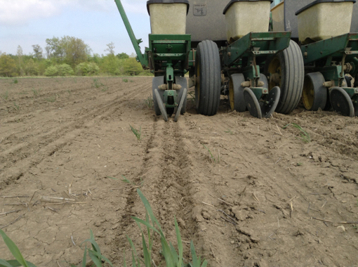 Corn planter 510